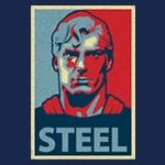 Steel Poster Style