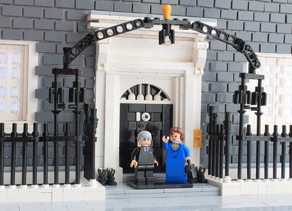 History Of Britain In Lego Neatorama