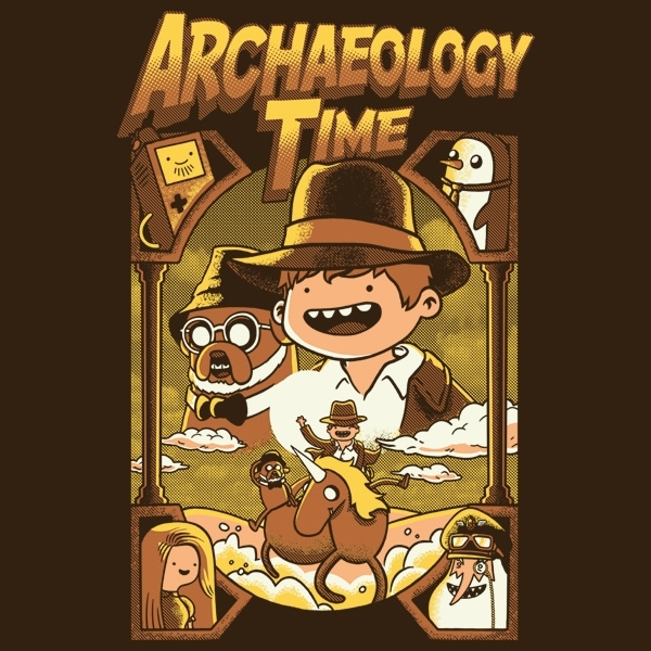 Archaeology Time