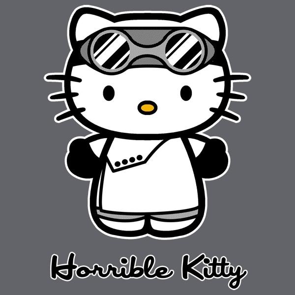Horrible Kitty