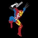 Mashed Up Superhero