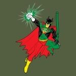Mixed Up Superhero