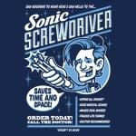 Sonic Screwdriver Ad
