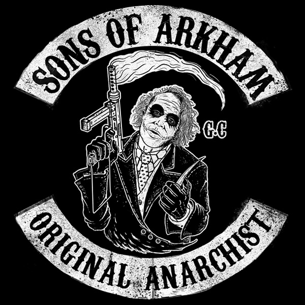Sons of Arkham-  Original Anarchist