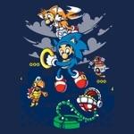 Super Sonic Bros.