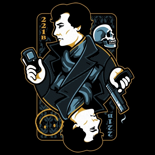 The Detective of 221B