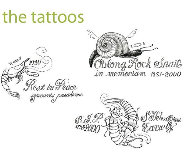 Empathy Tattoo Extinction empathy tattoos