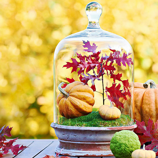 Easy last minute thanksgiving centerpiece ideas neatorama