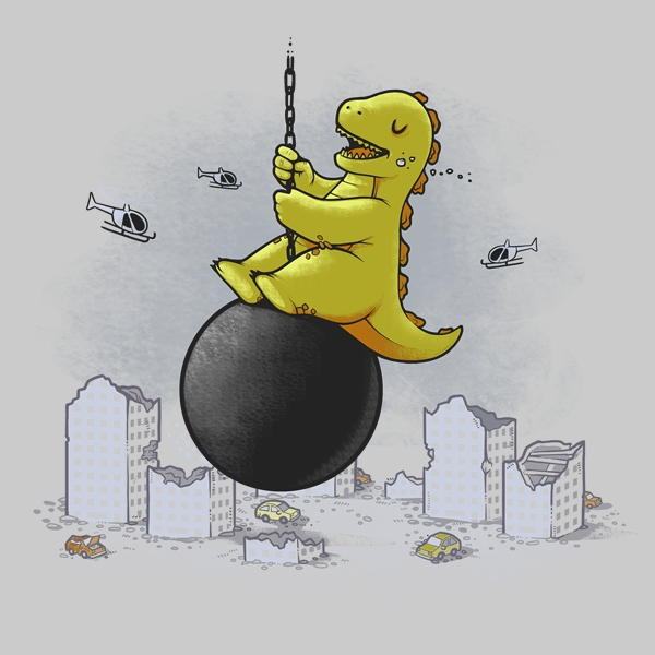 Funny Wrecking Ball