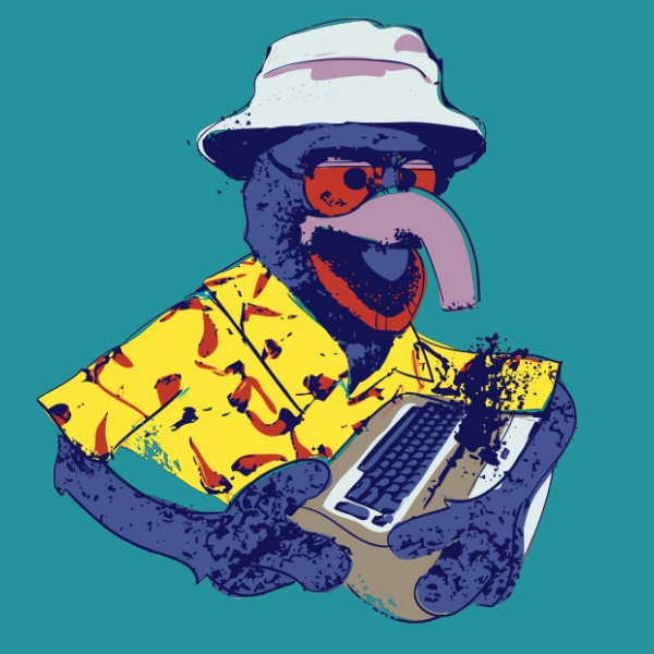 the definition of gonzo journalism Gonzo meaning, definition, what is gonzo: (especially used of pieces of writing in newspapers) intended to be shocking and exciting learn more.