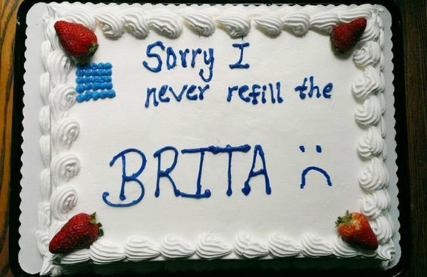 I M Sorry You Re On Your Period Cake