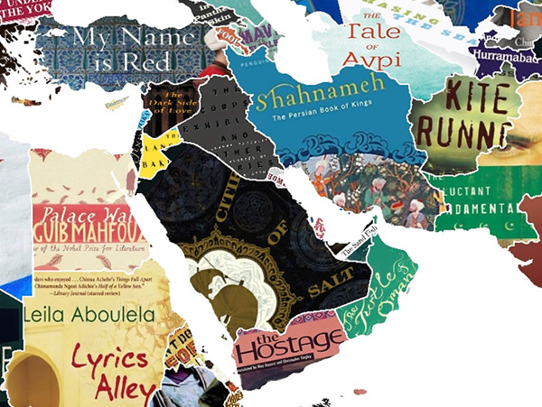 World map of literature neatorama serbia dictionary of the khazars montenegro montenegro a novel albania the general of the dead army macedonia freuds sister greece the iliad gumiabroncs Choice Image