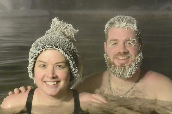 International Hair Freezing Contest Neatorama