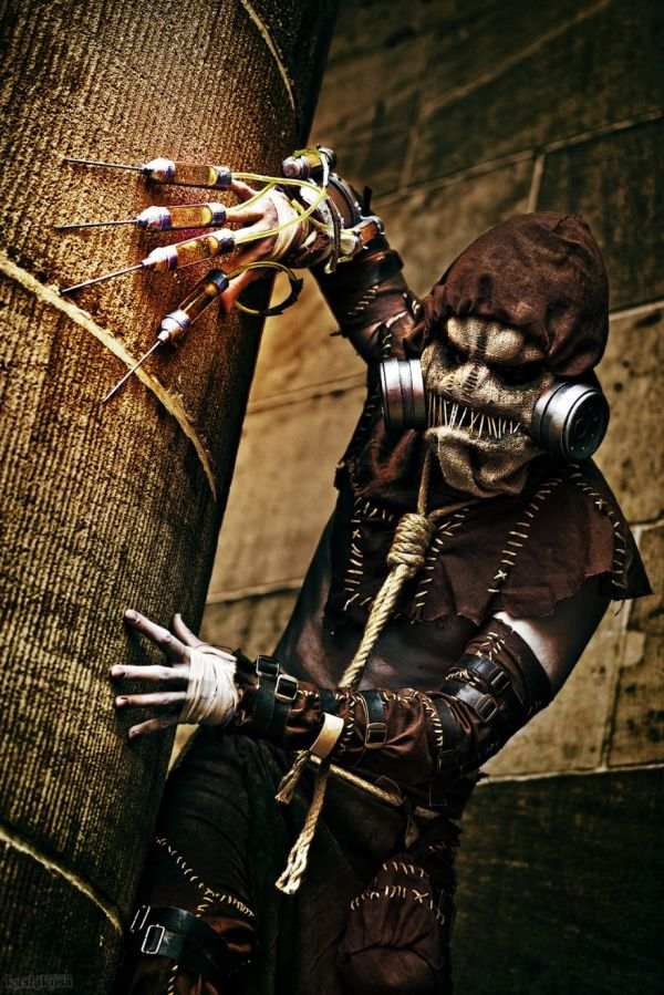 Horrifying Cosplay As Good As Anything In The Movies