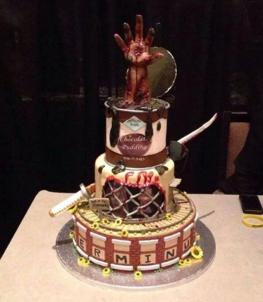 The Walking Dead Cake Roundup
