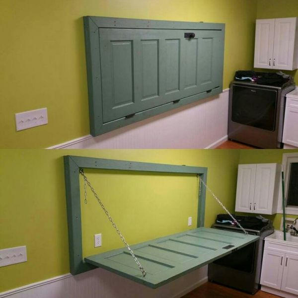 But before you toss the many doors in your garage to the curb check out this Homehacks article and discover fun and interesting ways to use doors inside ... & Clever Ways To Upcycle Doors Inside And Outside The Home - Neatorama
