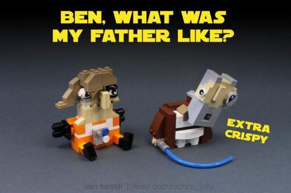 Ugly Lego Star Wars Characters Neatorama