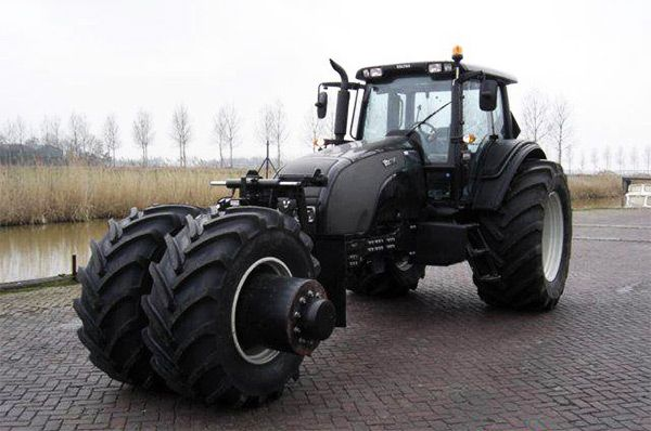 Image result for batmobile tractor