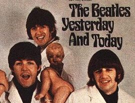 The Beatles Troublesome Butcher Album Cover Neatorama