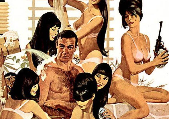 Секс агент 007
