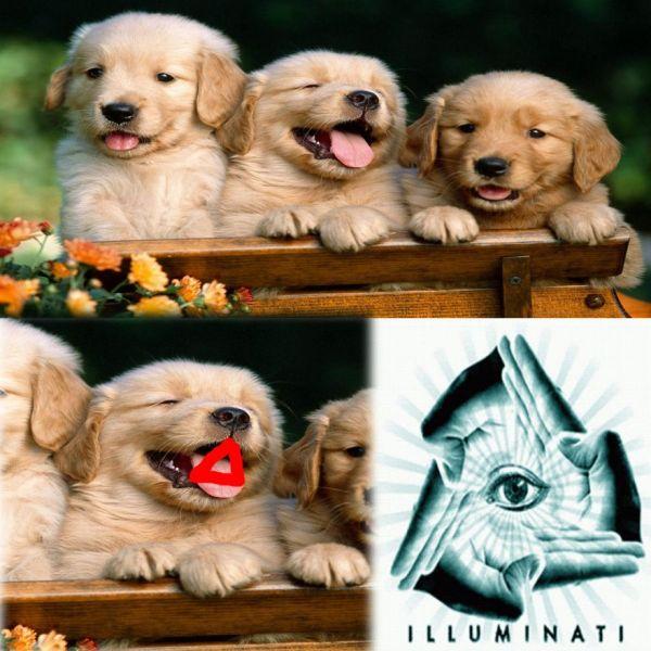 The Illuminati Pyramid Is Everywhere Neatorama