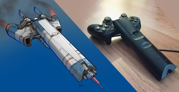 Spaceship Designs Inspired By Household Objects Neatorama
