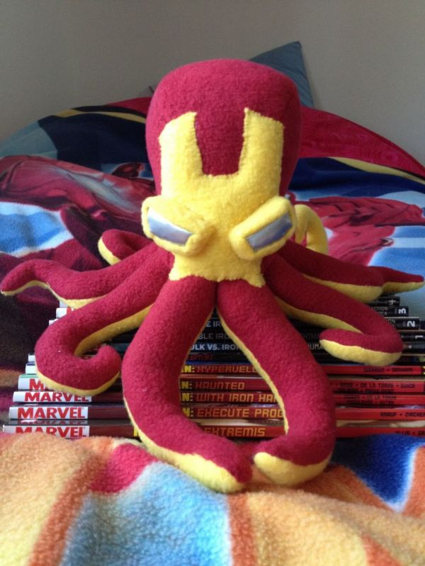 The Avengers Octopuses