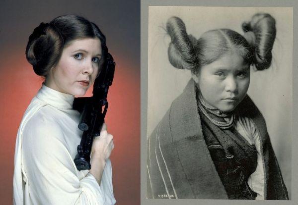 Tracing The Origins Of Leias Hair Buns Neatorama