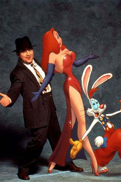 Who Framed Roger Rabbit: The Inside Story - Neatorama