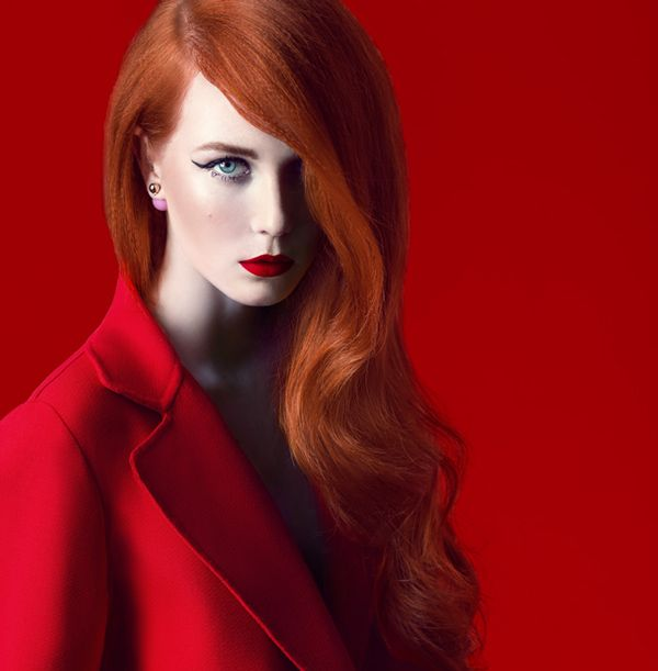 Photographer's Series Celebrates the Beauty of Redheads