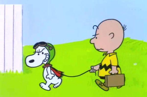 Snoopy Dog Training