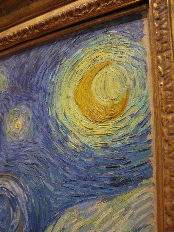 "Vincent Van Gogh's ""The Starry Night"""