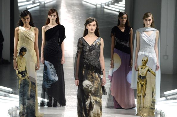 Couture Star Wars Dresses By Rodarte