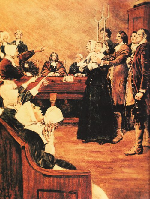 Salem Witch Trials The Fungus Theory Neatorama