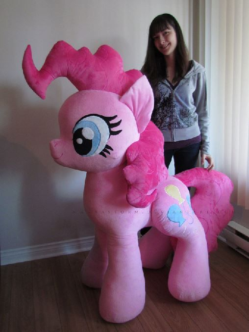 Why Is This Giant Pony Plush Not In My Home Neatorama