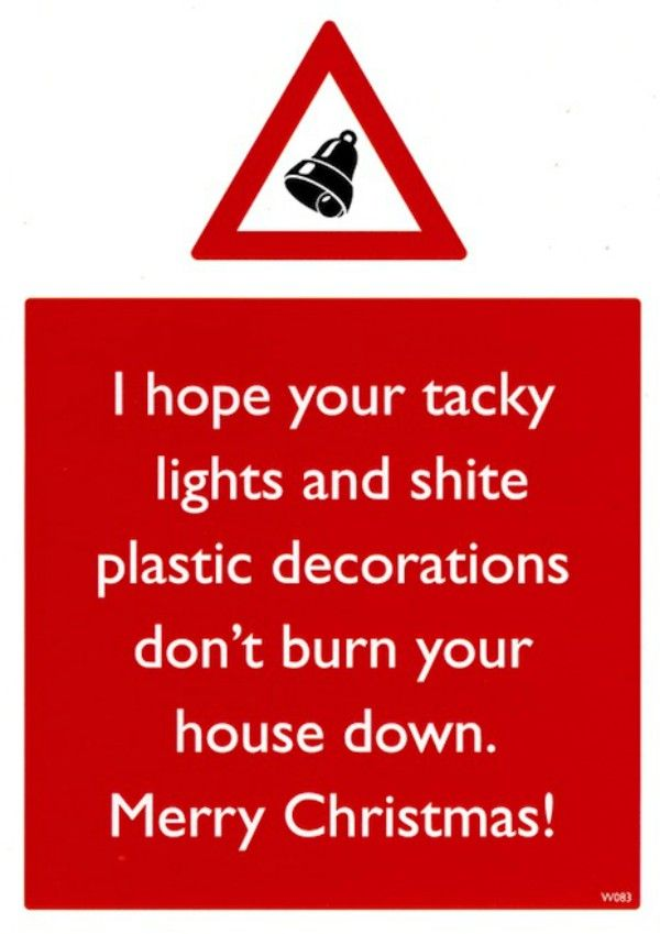 Rude And Offensive Christmas Cards For People On The Naughty List ...