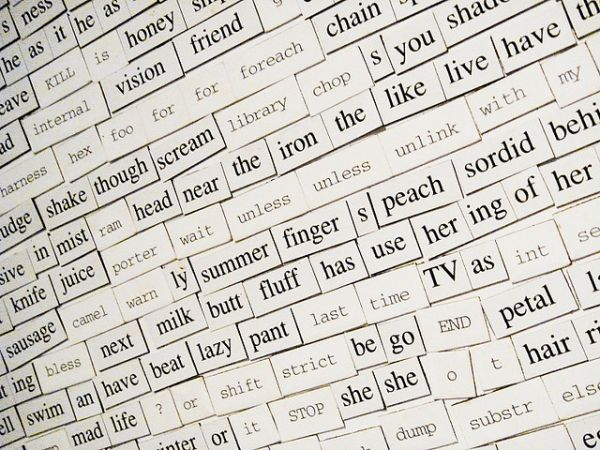 Synonyms For The 96 Most Commonly Used Words in English - Neatorama