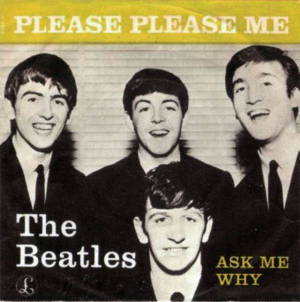The Beatles' First #1 Song - Neatorama