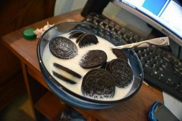 How to make oreo cereal neatorama ccuart Image collections