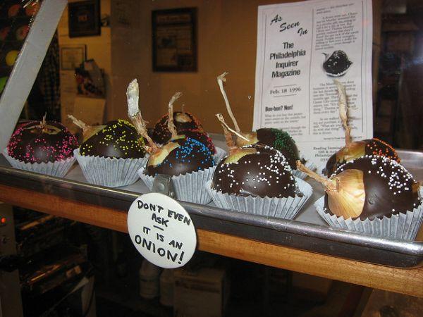 11 Seriously Weird Chocolate-Coated Foods - Neatorama