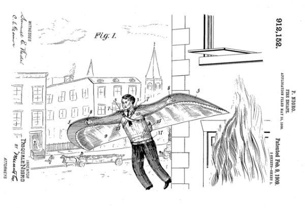 The Creative and Forgotten Fire Escape Designs of the 1800s