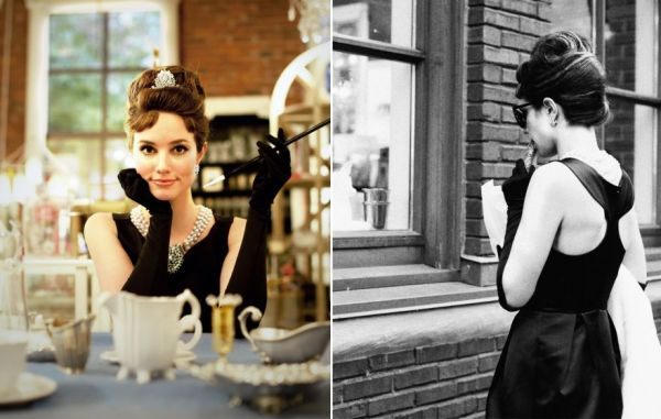 25 easy diy halloween costumes you can make last minute neatorama add a tiara some long black gloves a chunky necklace a tiara and a long cigarette holder available at most costume stores and solutioingenieria Image collections