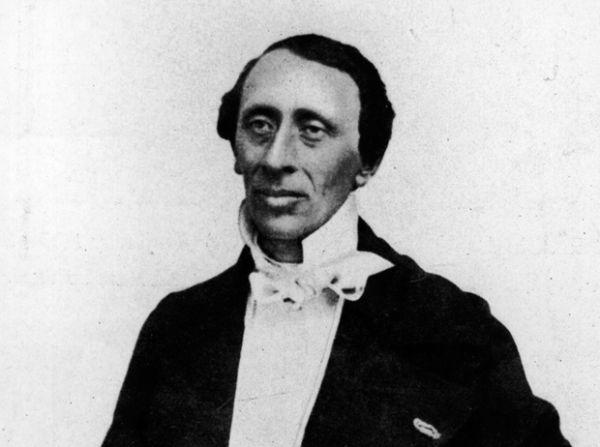 Hans Christian Andersen's Taphephobia