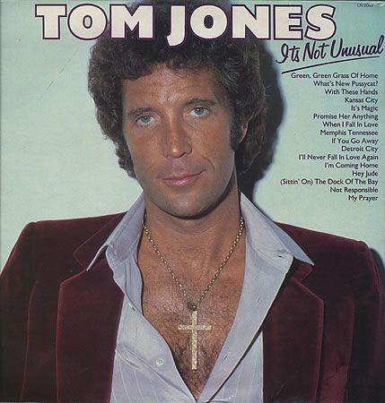 Its Not Unusual Tom Jones Signature Song