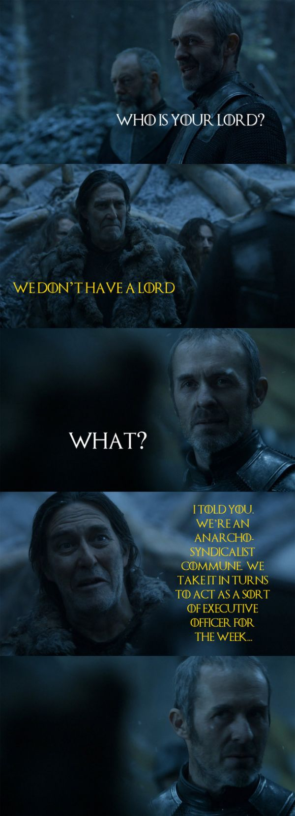 monty python and game of thrones