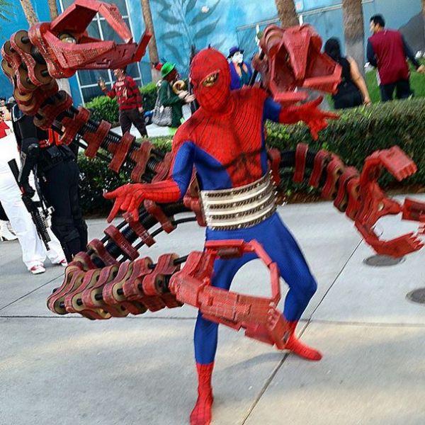 & Doctor Spider-Octopus - Neatorama