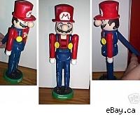 The Mario Nutcracker