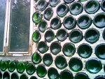 The house of glass bottles