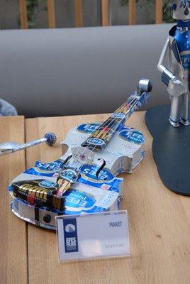 A can art violin