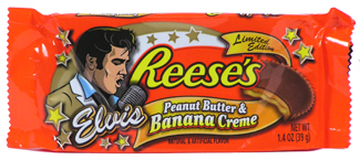 Elvis Candy Bar to come